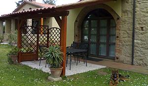esterno appartamento Rondine